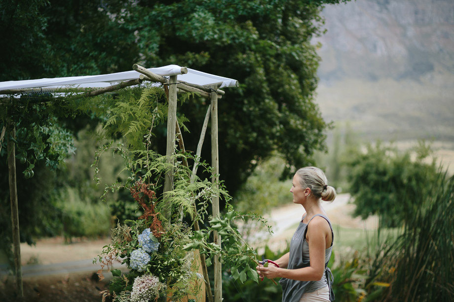 Documentary Wedding photographer Cape Town Saronsberg Cellars1