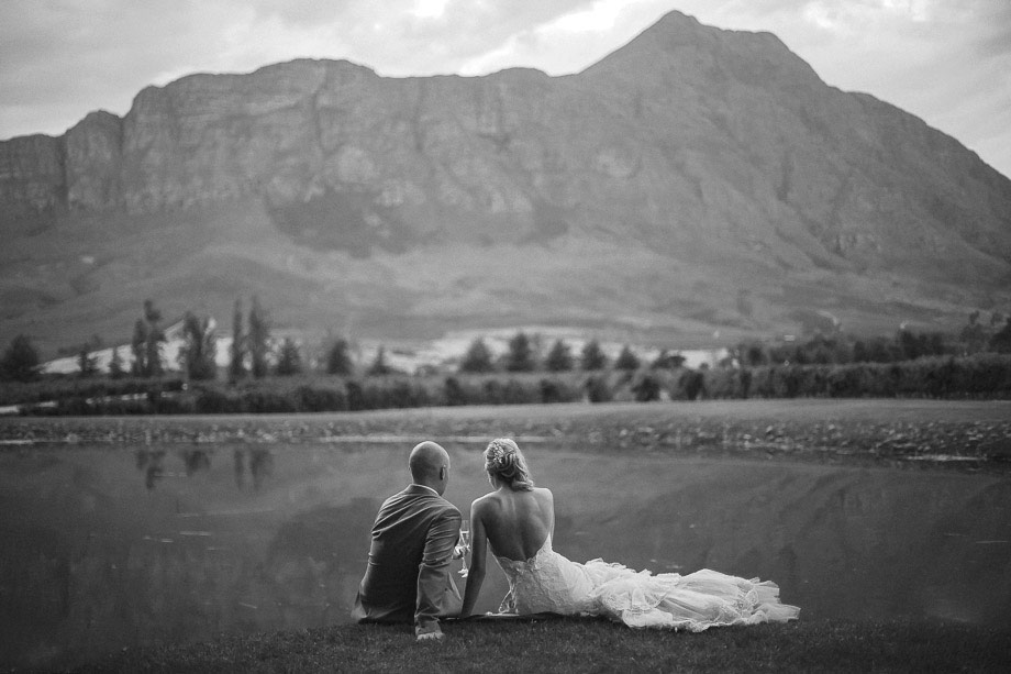 Documentary Wedding photographer Cape Town Saronsberg Cellars85