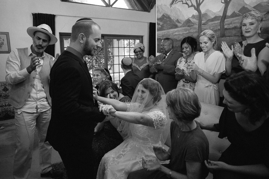 Jewish Wedding Documentary wedding photographer cape town-78
