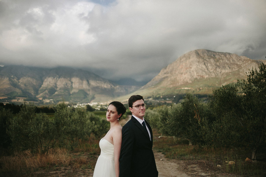 Franschhoek Documentary Wedding Photography Cape Town Jani B-102