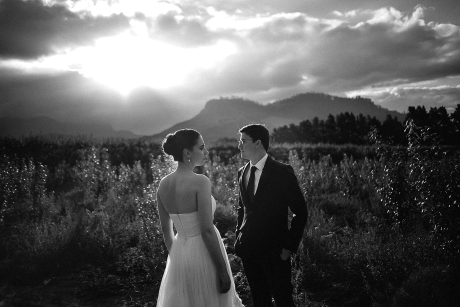 Franschhoek Documentary Wedding Photography Cape Town Jani B-106
