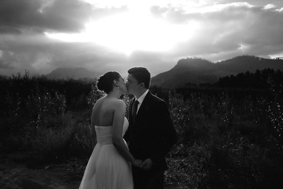 Franschhoek Documentary Wedding Photography Cape Town Jani B-107