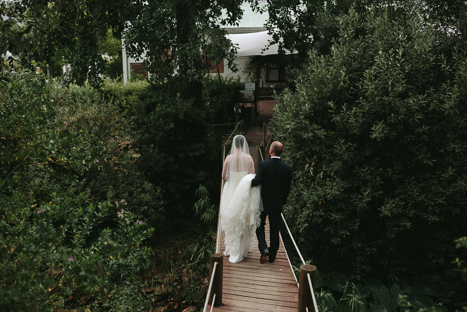 Franschhoek Documentary Wedding Photography Cape Town Jani B-20
