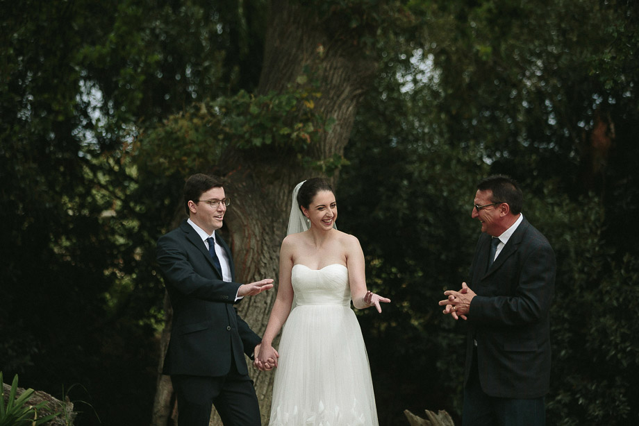Franschhoek Documentary Wedding Photography Cape Town Jani B-23