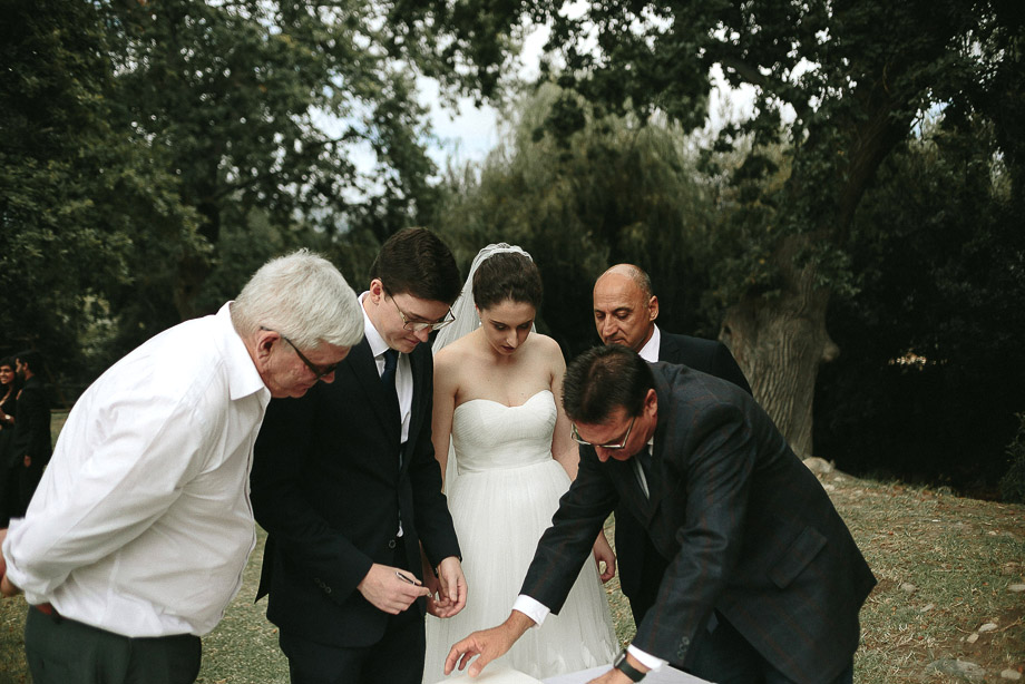 Franschhoek Documentary Wedding Photography Cape Town Jani B-34