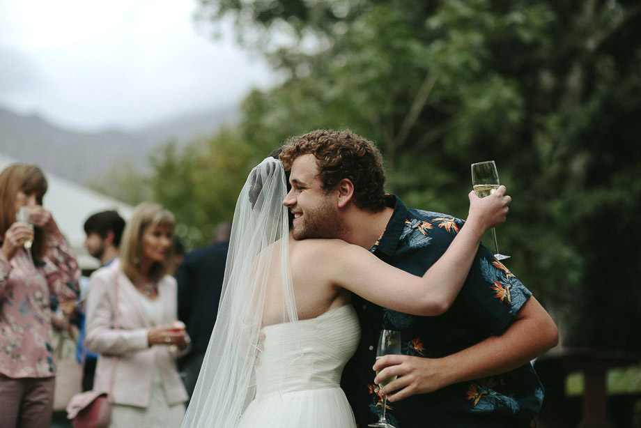 Franschhoek Documentary Wedding Photography Cape Town Jani B-37