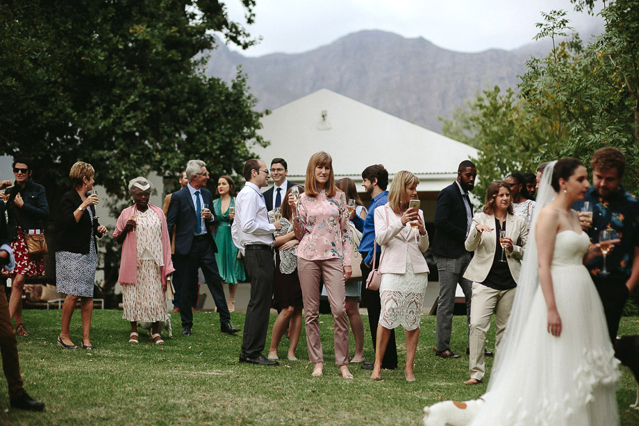 Franschhoek Documentary Wedding Photography Cape Town Jani B-40