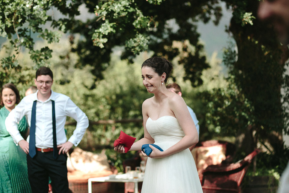 Franschhoek Documentary Wedding Photography Cape Town Jani B-86