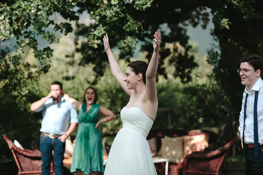 Franschhoek Documentary Wedding Photography Cape Town Jani B-87