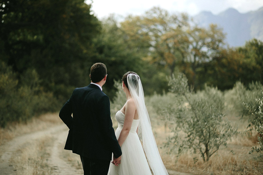 Franschhoek Documentary Wedding Photography Cape Town Jani B-96